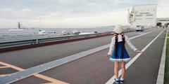 美女cos雏鹤爱参展C94 超萌双马尾看板娘怎能错过!
