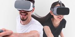 ChinaJoy黑金奖获得者Pico G2 VR一体机上手体验