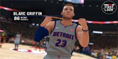 《NBA 2K19》格里芬自曝能力值 竟然没塔图姆高!