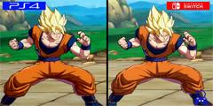 《龙珠格斗Z》Switch版 vs PS4版 Switch背景精度不足