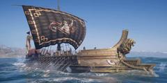 《刺客信条:奥德赛》全新海战演示 伤害增加可升级