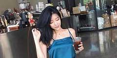 韩国美女主播米娜福利性感美照 这事业线深的很呐!
