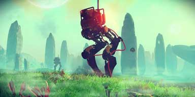 PS4《无人深空:NEXT》迎来新更新 画质大幅度提升