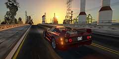 《GTA:SA》画质提升MOD 视觉效果比肩《GTA5》