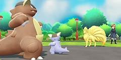 《宝可梦Let'sGo》新预告 袋龙和暴鲤龙的MEGA进化!