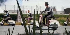 GC2018:《绝地求生》新增小型摩托车 可双人搭载!