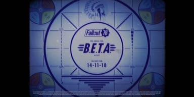 GC 2018:《辐射76》新预告公布 预购解锁BETA资格