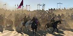 《骑马与砍杀2》单机战役演示 壮汉血战狂徒过关斩将