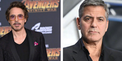 2018年福布斯收入最高男演员榜 钢铁侠第三成龙第五