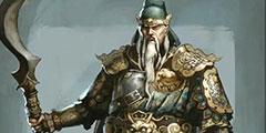《荣耀战魂》中国英雄将军/女侠原画及招式演示公布