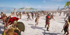 《刺客信条:奥德赛》古希腊介绍 完美重现神秘古城