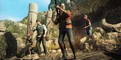 第三人称射击《奇异小队》官方中文Steam版发布!