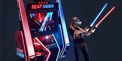 与SKonec合作 《Beat Saber》推出商场游戏机
