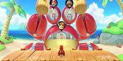 《超级马里奥聚会》新模式公布  四人协力游玩超有趣
