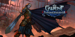 昆特牌单人战役《王权的陨落:巫师传说》成独立游戏