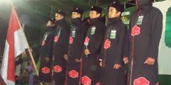 印尼惊现《火影》晓组织扶贫救困 获政府认可和支持
