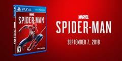 《漫威蜘蛛侠》PS4 Pro VS PS4 画面对比视频公布