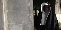 吓哭!温子仁恐怖片《修女》英国首映礼竟然在墓地!
