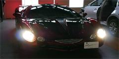 《恶魔人》推豪华主题汽车周边 全球仅一台售价120万