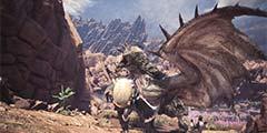 Steam《怪物猎人:世界》今日更新 恐暴龙拜访新大陆