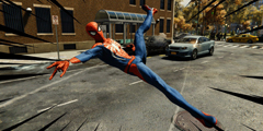 PS4《漫威蜘蛛侠》加入照相模式 随手都可以出大片!