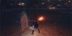 《黑暗之魂3》删减内容探秘 经典场景惊现神秘墓碑!
