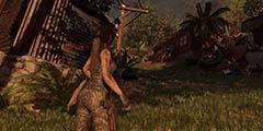 Xbox One X版《古墓丽影:暗影》预告片展示增强内容