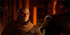 动画版《巫师3》杰洛特 尖鼻子尖下巴风格很迪士尼!