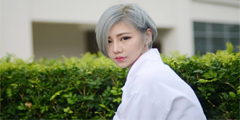 马来西亚短发正妹美图 肤如凝脂面如白玉的素颜女神!