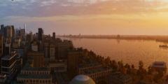 《漫威蜘蛛侠》全景截图展现美丽纽约 效果令人震撼!