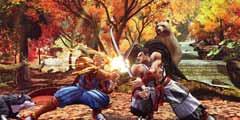 《侍魂》曝高清游戏截图 虚幻4引擎打造出色游戏画面