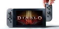 Switch《暗黑破坏神3》封面图公布 迪亚波罗霸气十足