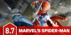 《漫威蜘蛛侠》才第五?IGN所有