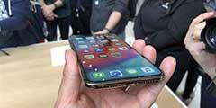 苹果iPhone XS真机图赏 6.5寸屏幕带来5.5寸的手感