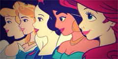 """迪士尼公主化身""""性感海报女郎"""" 蒂娜都要被看光了!"""