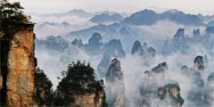 老外评最向往的10处中国奇景 一个都没去过的有几个?