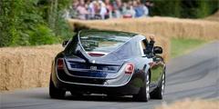 世界上最昂贵的车型 9000万的劳斯莱斯让人爱不释手!