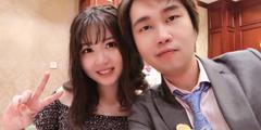王老菊微博晒照秀恩爱宣布结婚 网友纷纷发来贺电!