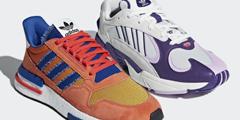 阿迪达斯X《龙珠》运动鞋盒藏玄机 这玩法太费钱!