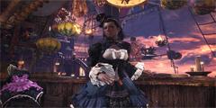 《怪物猎人》丰收之宴内容公开 小姐姐穿美裙迎接你!