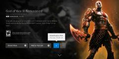 PC离线玩PS4游戏?索尼PS Now已支持离线下载游玩