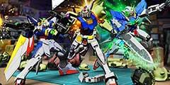 动作游戏《新高达毁坏者》官方中文pc正式版下载发布
