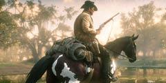 《荒野大镖客2》将会包含200种动物 马匹多达19种!