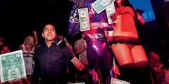 富豪挥金如土的奢侈生活到底什么样 有钱也不幸福?