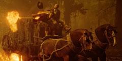 R星公布《荒野大镖客2》中配演示 确认加入决斗系统