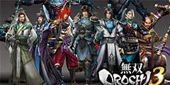 日本游戏一周销量排行榜出炉 《无双大蛇3》登顶!