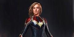 《惊奇队长》全新概念图公布 宇宙最强英雄了解一下