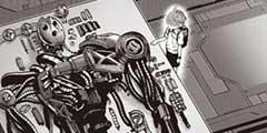 《一拳超人》漫画第138话图透 童帝展现彪悍实力!