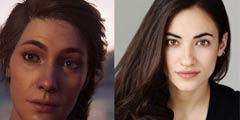 完美还原难分辨!《刺客:奥德赛》角色与脸模对比