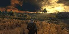 《巫师3》云朵/天气MOD公布 画面更真实效果惊艳!